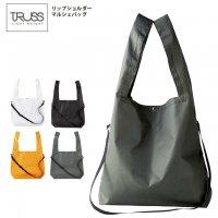 リップショルダーマルシェバック TRUSS #RMB-301 買い物 エコバッグ