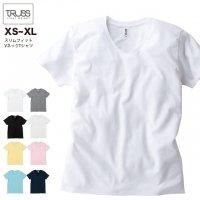 スリムフィット VネックTシャツ#SFV-113 XS~XL フェリック メンズ 無地