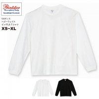 5.6オンス ヘビーウェイトビッグLS-Tシャツ#00114-BCL S M L XL 長袖 無地 メンズ