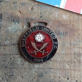 シェフィールドユナイテッド・エナメルメダル