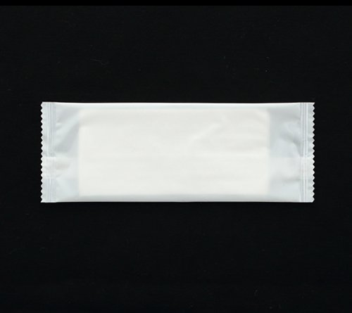 おしぼり レギュラーサイズ乳白(無地)