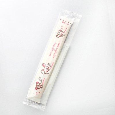 おしぼりセット☆こども用6寸どうぶつ柄B*清潔で安心!手になじむ短いサイズです☆