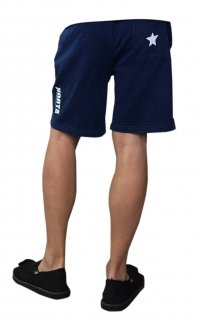 KOOTA DENIM SWEAT SHORTS