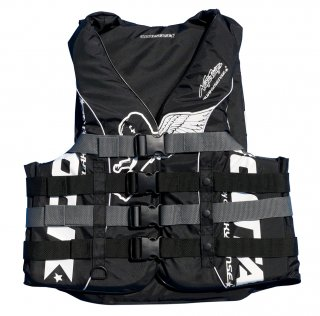 <img class='new_mark_img1' src='//img.shop-pro.jp/img/new/icons14.gif' style='border:none;display:inline;margin:0px;padding:0px;width:auto;' />Nagai Designs Angel KOOTA 4BUCKLE LIFE VEST(USCG/JCI認定品)