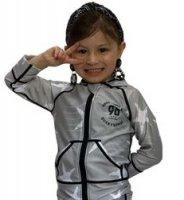 CHILD STAR RASH PARKA(UV CUT)