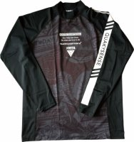 ★FOR MEN/WOMEN★ quakysense YOLO RASHGUARD (LONG)