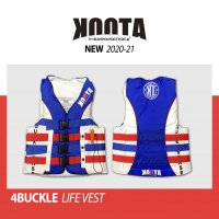 <img class='new_mark_img1' src='//img.shop-pro.jp/img/new/icons10.gif' style='border:none;display:inline;margin:0px;padding:0px;width:auto;' />KOOTA SUNRISE 4BUCKLE LIFE VEST(USCG/JCI)