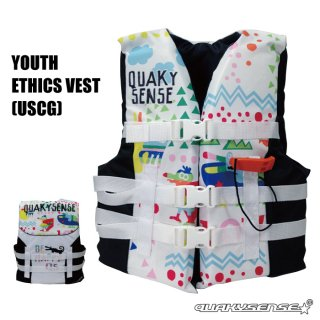 <img class='new_mark_img1' src='//img.shop-pro.jp/img/new/icons1.gif' style='border:none;display:inline;margin:0px;padding:0px;width:auto;' />YOUTH ETHICS VEST(USCG)