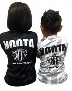 【JUNIOR】KIDS RACE COOL SHIRT (SHORT)