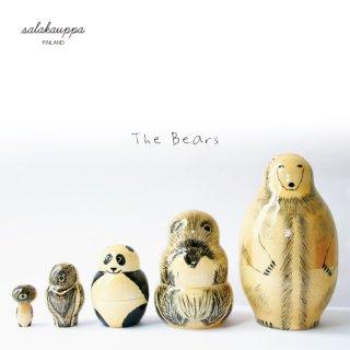 salakauppa The bears Matryoshka COMPANY カンパニー フィンランド