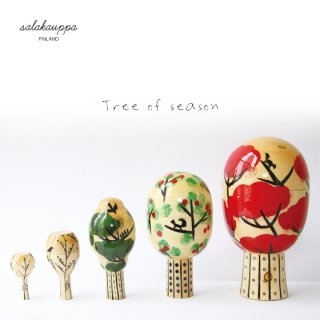 salakauppa Tree of Seasons Matryoshka COMPANY カンパニー フィンランド