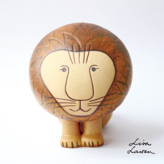 LISA LARSON リサラーソン 陶器 ライオン ミディアム