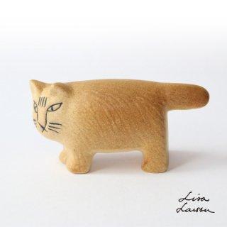 LISA LARSON リサラーソン 陶器  ふたごの猫 弟のブラウン