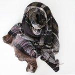 tamaki niime 玉木新雌 only one shawl コットン100%