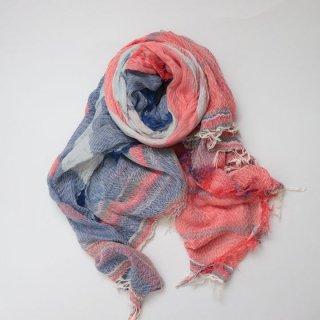 tamaki niime 玉木新雌 roots shawl cotton 100% 大判【送料無料】