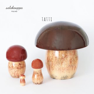 salakauppa Tatti mushroom Matryoshka COMPANY カンパニー フィンランド