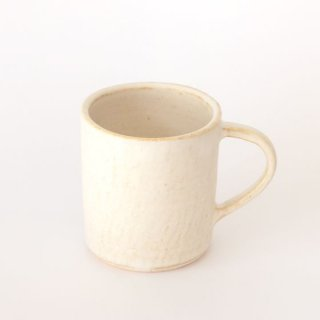 aya ogawa  Glaze Antique White mug cup 小川綾 マグカップ
