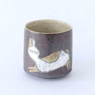 山田浩之 hiroyuki yamada ドラムカップ(ウサギ)