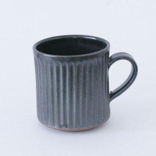 TANBA STYLE マグカップ BLK 丹波焼 タンバスタイル