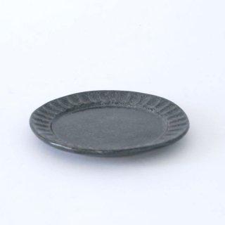 TANBA STYLE リム Plate S BLK 丹波焼 タンバスタイル