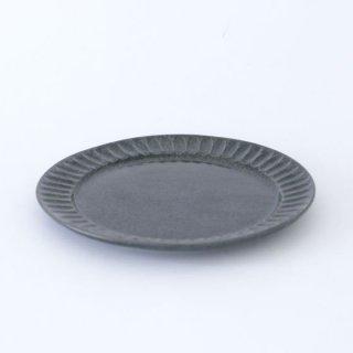 TANBA STYLE リム Plate M BLK 丹波焼 タンバスタイル