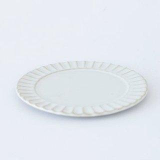 TANBA STYLE リム Plate M WHT 丹波焼 タンバスタイル
