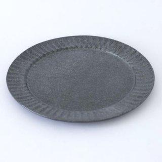 TANBA STYLE リム Plate L BLK 丹波焼 タンバスタイル