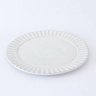 TANBA STYLE リム Plate L WHT 丹波焼 タンバスタイル