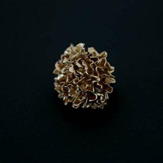 mamelon (マメロン)mushrooms はなびらたけリングL 10K 蓮井まき