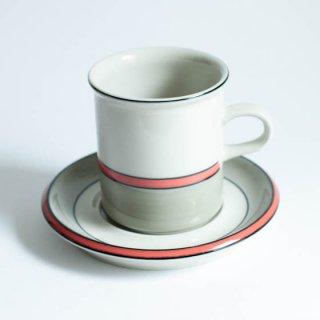 ARABIA aslak C/S アラビア アスラク コーヒー カップ&ソーサー