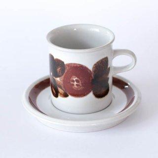 ARABIA rosmarin  coffee C&S アラビア ロスマリン カップ&ソーサー