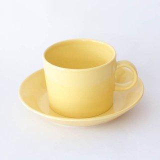 iittala/ARABIA teema yellow C/S アラビア ティーマイエロー カップ&ソーサー