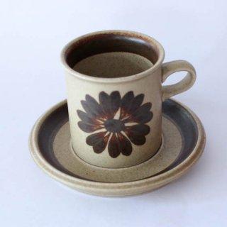 ARABIA tunturi coffee C&S  アラビア トゥントゥリ コーヒーカップ&ソーサー