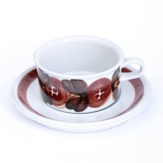 ARABIA rosmarin tea C&S  アラビア ロスマリン カップ&ソーサー