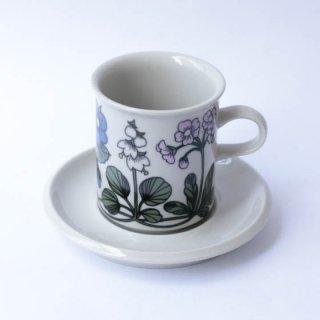ARABIA flora coffee C&S  アラビア フローラ カップ&ソーサー