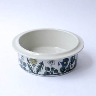 ARABIA flora 18.5cm soup bowl アラビア フローラ ボウル ココット