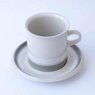 ARABIA salla cacao C&S カカオサイズ カップ&ソーサー