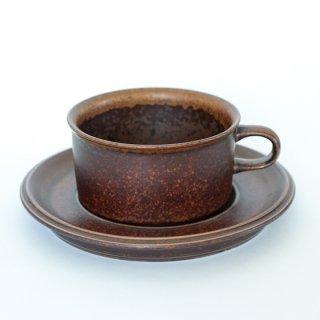 ARABIA ruska tea C&S ルスカ  ティーカップ&ソーサー