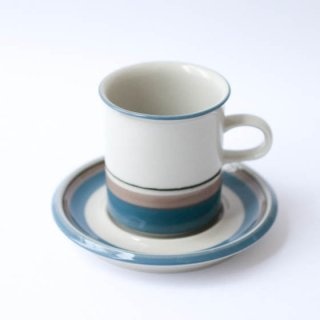 ARABIA uhtua coffee C&S ウートゥア コーヒーカップ&ソーサー
