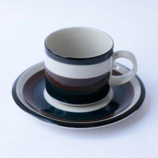 ARABIA kaira coffee C&S  アラビア カイラ コーヒー カップ&ソーサー