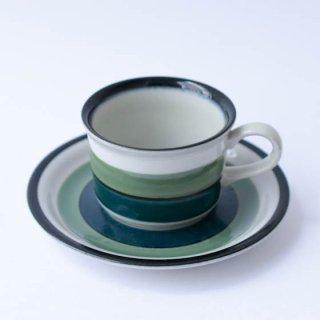 ARABIA kataja coffee C&S  アラビア カタヤ コーヒー カップ&ソーサー