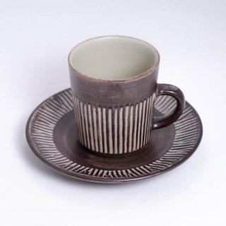 br denmark amazonas coffee C&S brデンマーク アマゾナス カップ&ソーサー