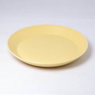 ARABIA teema yellow 19cm plate アラビア ティーマイエロー 19cmプレート