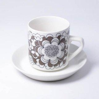 arabia gardenia C&S アラビア ガーデニア カップ&ソーサー