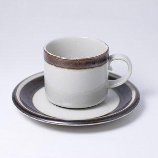 ARABIA Karelia coffee C&S アラビア カレリア コーヒーカップ&ソーサー