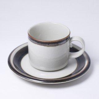 ARABIA Karelia coffee C&S アラビア カレリア コーヒー カップ&ソーサー