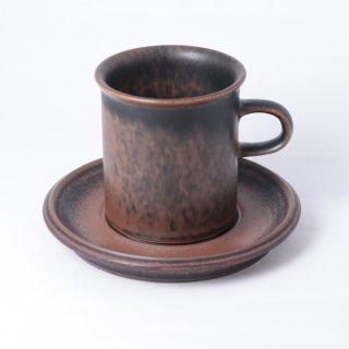 ARABIA ruska coffee C&S ルスカ コーヒー カップ&ソーサー
