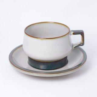 Jens H.Quistgaard tema tea C&S クイストゴー ティーカップ&ソーサー