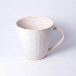 aya ogawa  「ホワイト マグ鎬」  小川綾