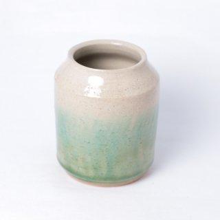 aya ogawa flower vace「グレージュグリーン」 小川綾
